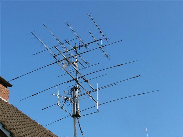 Antenna 2011 DF8XR